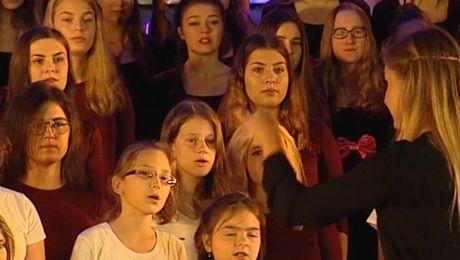 Chór z Lublina najpiękniej śpiewał w Pałacu