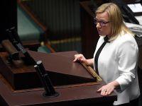 Beata Kempa pomówiona przez polityków PO? Szefowa KPRM składa zawiadomienie