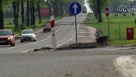 Afera w Wadowicach. Radni zdecydowali o przekształceniu terenów w Choczni