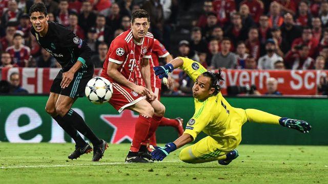 Bayern za słaby na mistrza. Zabójcza kontra Realu