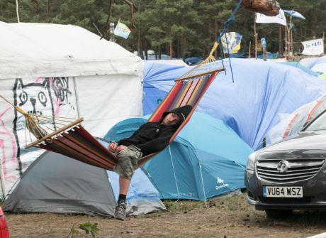 Tak zaczął się 21. Przystanek Woodstock