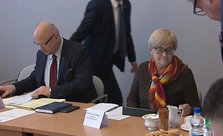 Rada dialogu obraduje pod nowym przywództwem