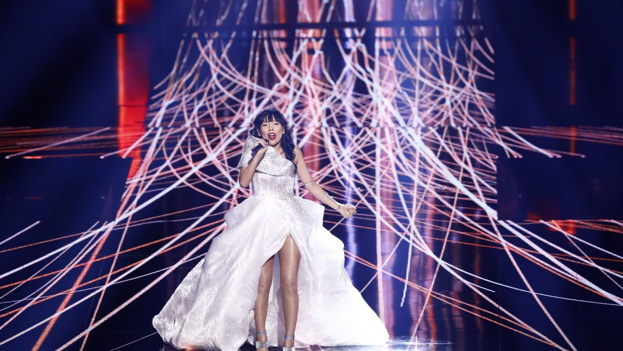 Australia zadomowiła się w konkursie Eurowizji. Tym razem jej reprezentantką jest – Dami Im (fot. Andres Putting)