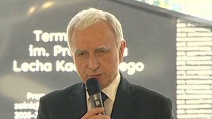 Piotr Naimski, fot. arch. TVP Info