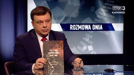 1.02.2018 - Prof. Mariusz Orion Jędrysek