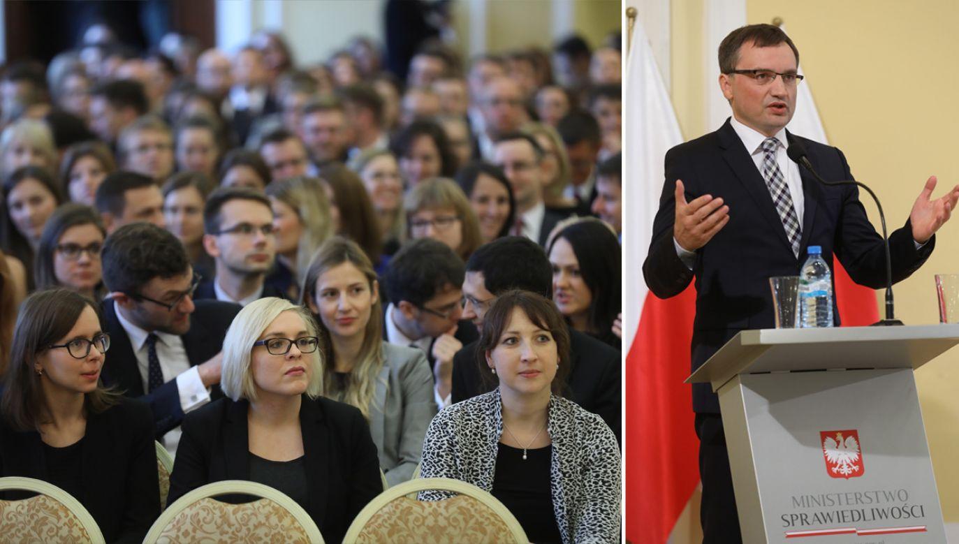 Asesorów nie było w polskich sądach od wiosny 2009 r. (fot. arch.PAP/Rafał Guz)