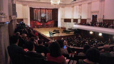 XVII Międzynarodowy Konkurs Pianistyczny im. Fryderyka Chopina – II etap – dzień 1