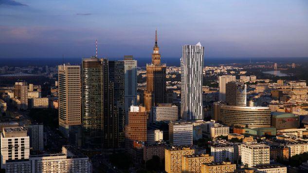 Warszawa radykalnie zmieniła budżet (fot. Reuters Pictures/Kacper Pempel)