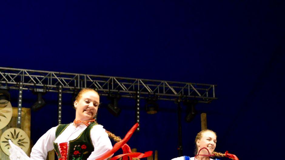 49. Międzynarodowy Festiwal Folkloru Ziem Górskich (fot. Mariusz Suss) - 4