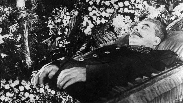 Józef Stalin zmarł 5 marca 1953 roku w wieku 74 lat (fot. Keystone/Getty Images)