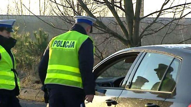 Policjanci z drogówki podsumowali styczeń i luty na drogach Warmii i Mazur