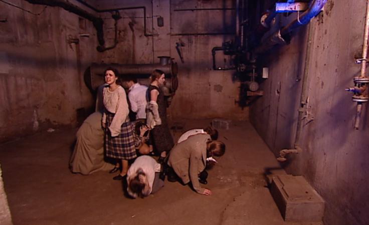 Spektakl upamiętniający Wyklętych w dębickim kinie Kosmos