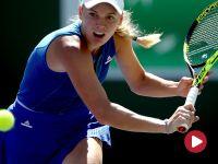 Miami: Wozniacki z Muguruzą o ćwierćfinał