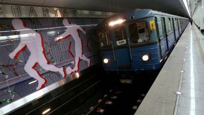 Szerokie tory – Jeden dzień z życia maszynisty metra w Moskwie