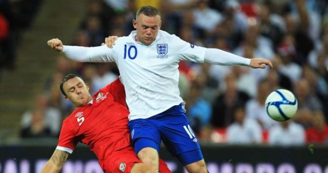 Jeden z pierwszych, który pracuje na status legendy w obecnych czasach - Wayne Rooney (fot. Getty Images)