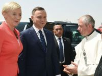 Spotkania z misjonarzami i Polonią.  Historyczna wizyta prezydenta w Meksyku
