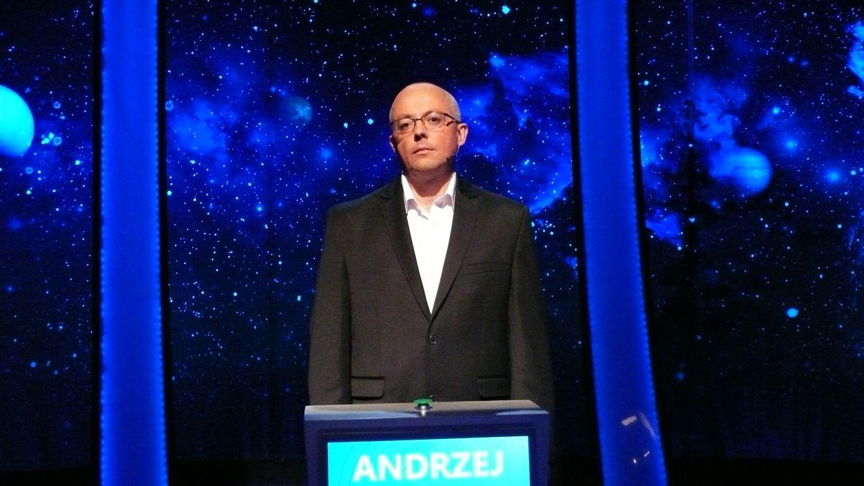 Pan Andrzej Gryglicki zwyciężył 9 odcinek 108 serii