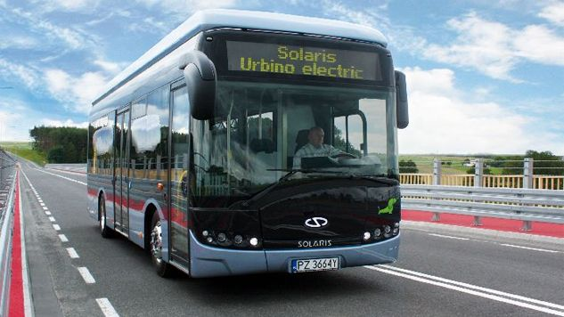 Polskie autobusy elektryczne są cenione za granicą (fot. I.Blu)