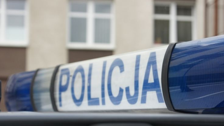 Policja wyjaśnia okoliczności zdarzenia