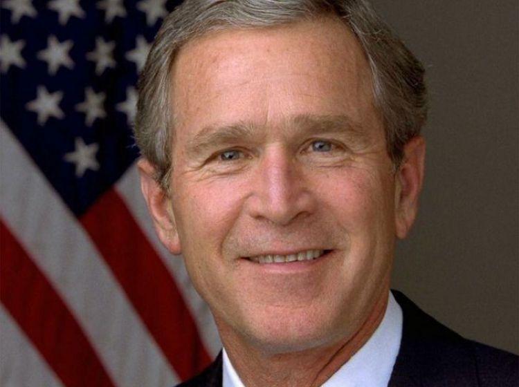 Prezydent bush na wawelu tvp info
