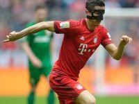 Legenda H96 obraziła Bayern.