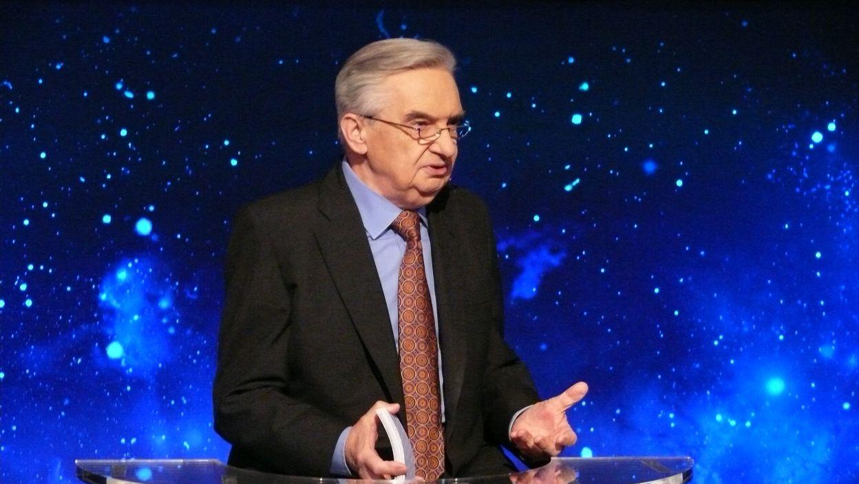 Prowadzący program - Pan Tadeusz Sznuk