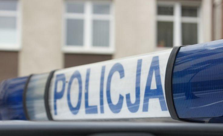 Niecodzienna interwencja morąskich policjantów