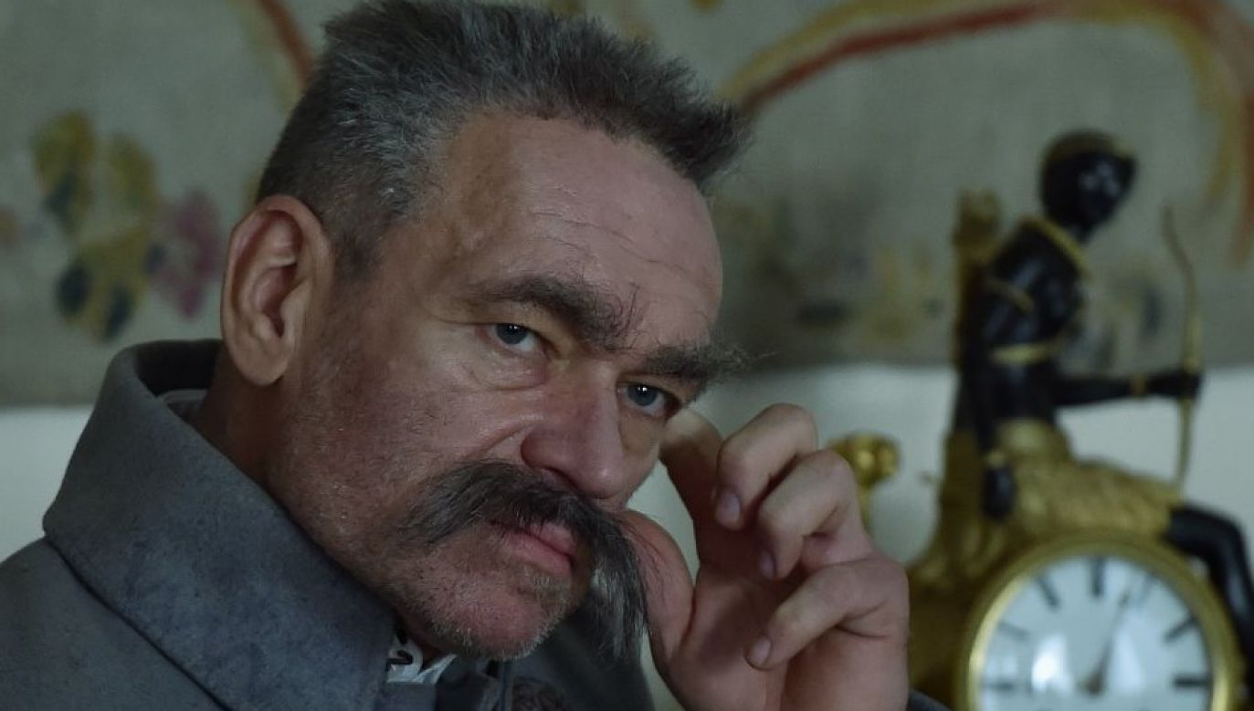 Jest to przedstawienie zrealizowane z okazji obchodów 150. rocznicy urodzin Józefa Piłsudskiego (fot. TVP)