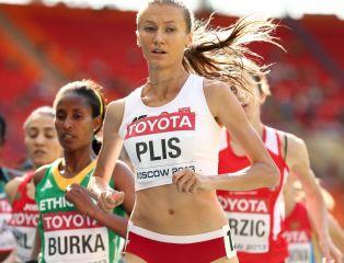 Zagrzeb: Renata Pliś druga na 1500 m