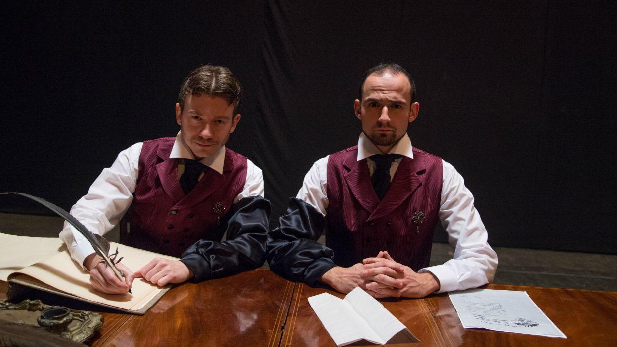 Spektakl jest oparty na formie pamiętnikarsko-epistolarnej (fot. Jan Bogacz/TVP)