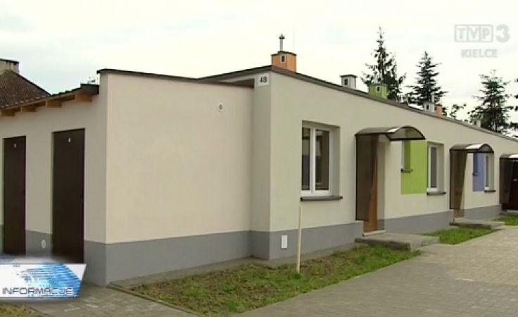 Kolejne mieszkania oddane. Klucze dla najbardziej potrzebujących