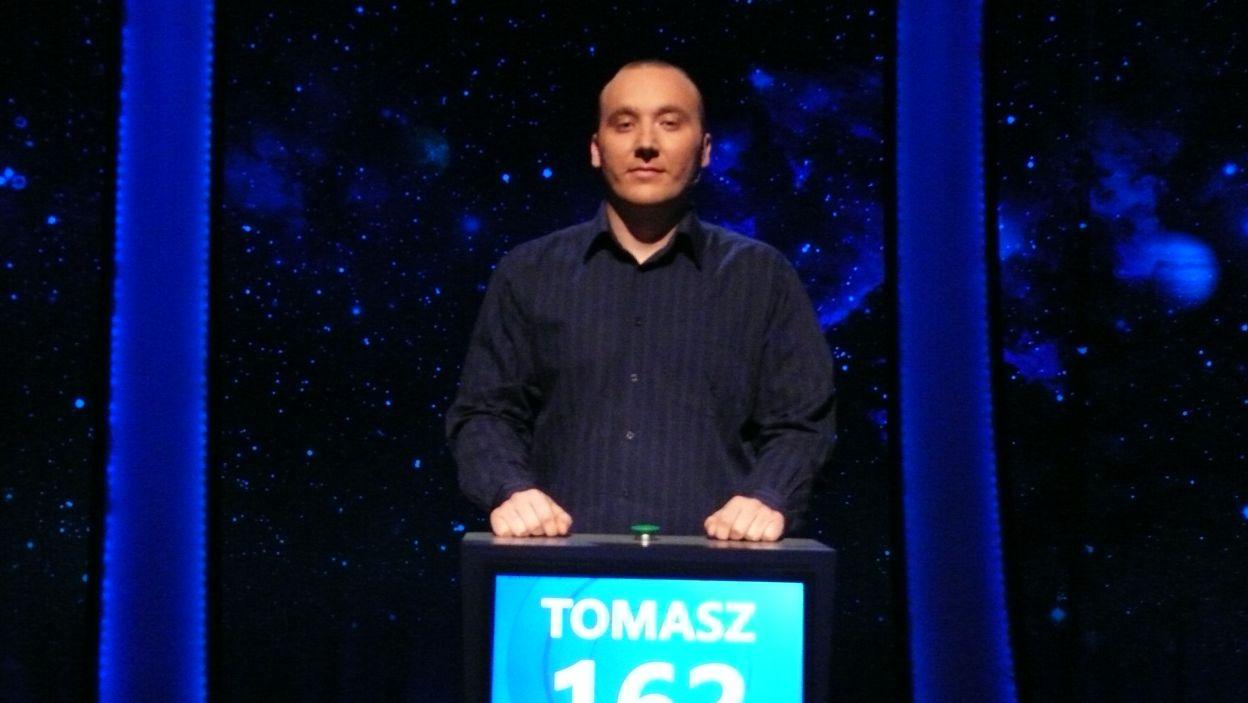 Tomasz Lemankiewicz - zwycięzca 10 odcinka 101 edycji