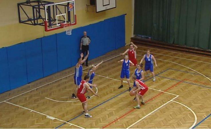 Niezwykli koszykarze z wizytą w stolicy Warmii i Mazur