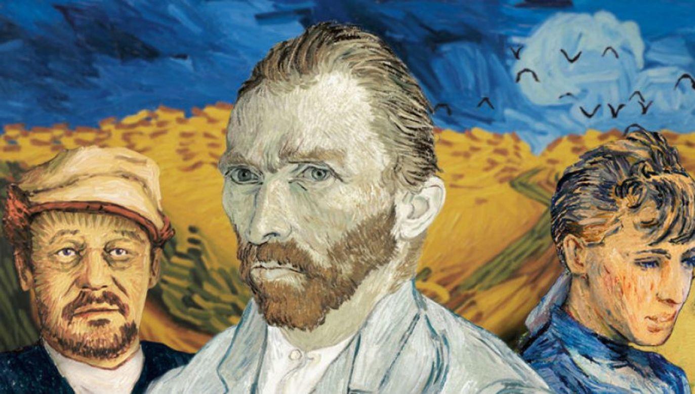 """""""Twój Vincent"""" zawalczy o nagrodę BAFTA (fot. materiały prasowe)"""