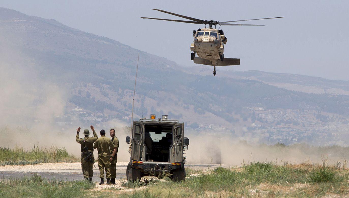 Narasta napięcie między Iranem a Izraelem (fot. REUTERS/Carolyn Kaster/Pool)
