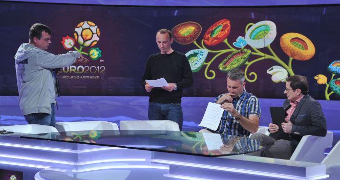 TVP jest jedynym oficjalnym nadawcą meczów Euro 2012 (fot. Jan Bogacz/TVP)