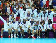 Piłkarze ręczni Francji obronili tytuł z Pekinu (fot. Getty Images)