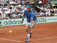 Hiszpan dzięki zwycięstwu pozostanie liderem rankingu ATP (fot. PAP/EPA)
