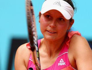Wimbledon: Jans-Ignacik odpadła w I rundzie