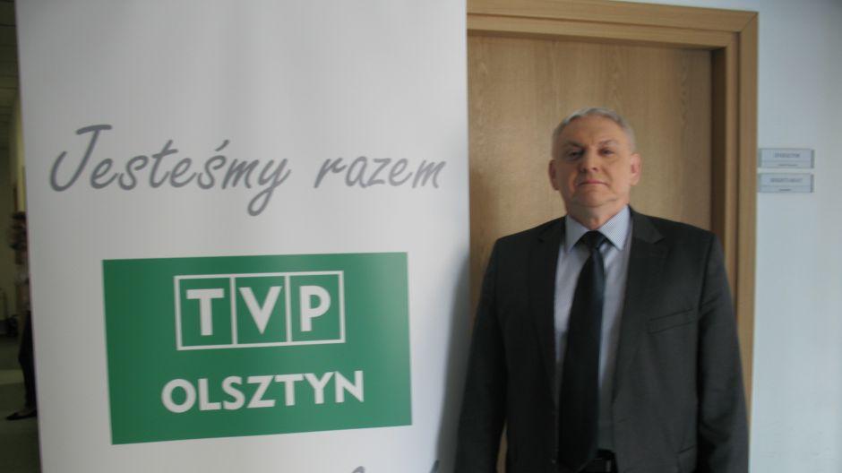 Bogusław Piwowar, członek Zarządu TVP S.A.