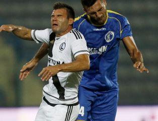 Awaria łącz w Albanii podczas meczu Legii