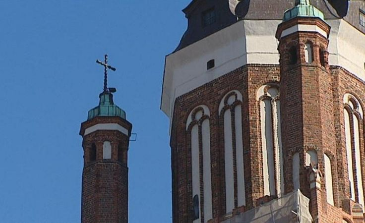 Msza transmitowana na antenie TVP Polonia