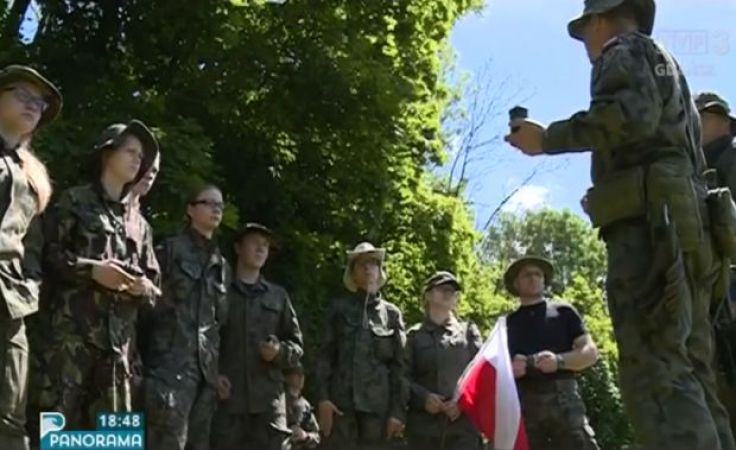 XV rajd śladami 5. Wileńskiej Brygady Armii Krajowej majora Łupaszki