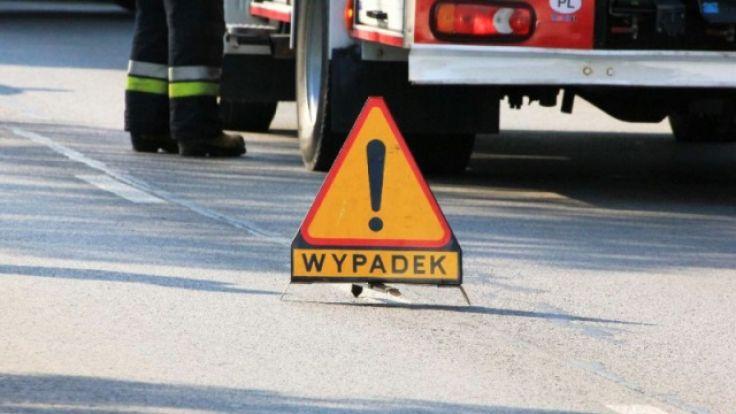 Tragiczny wypadek pod Ostródą