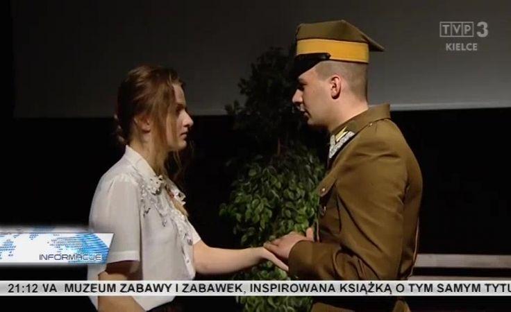 Listy Katyńskie. Przejmujący spektakl wystawiony przez uczniów