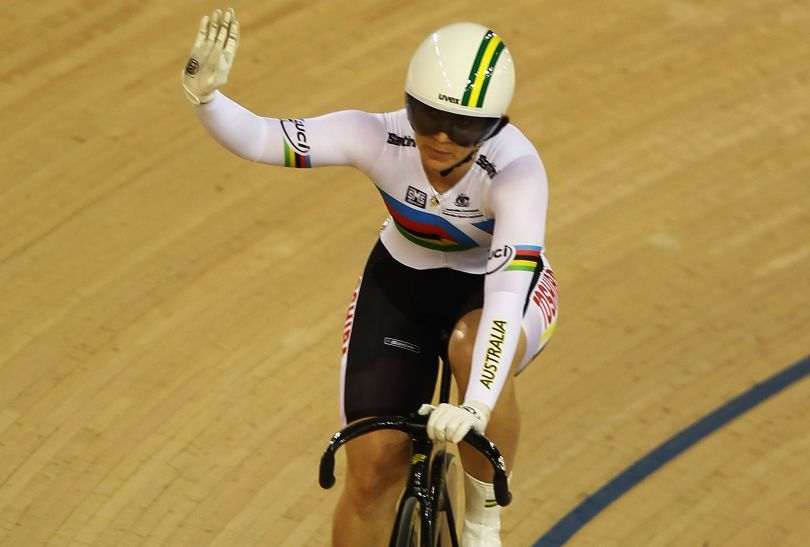 Anna Meares (fot. Getty Images)