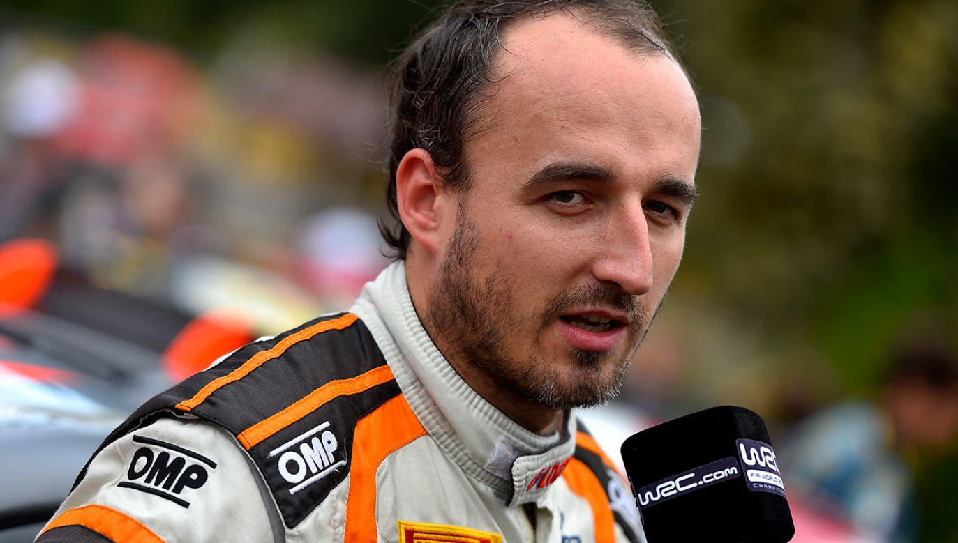 Robert Kubica (fot. Massimo Bettiol/Getty Images)