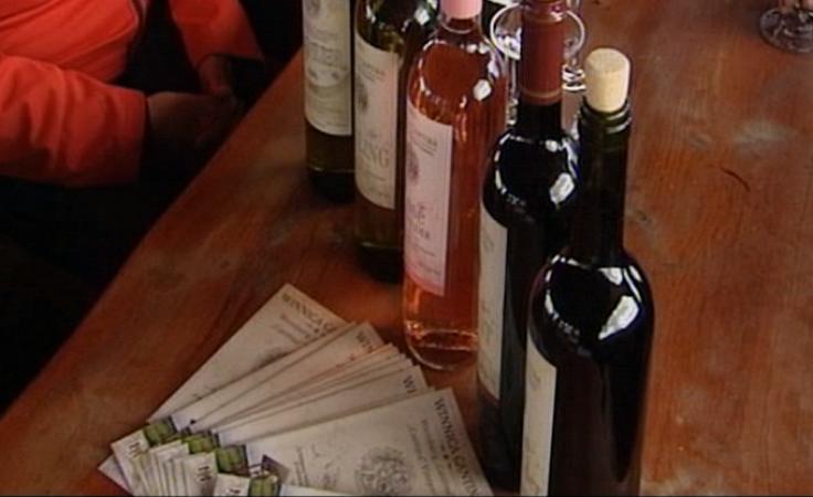 Wino coraz bardziej popularne? Weekend Otwarych Winnic
