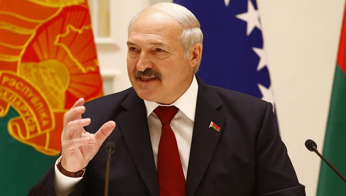 Alaksandr Łukaszenka (fot.  REUTERS/Vasily Fedosenko)
