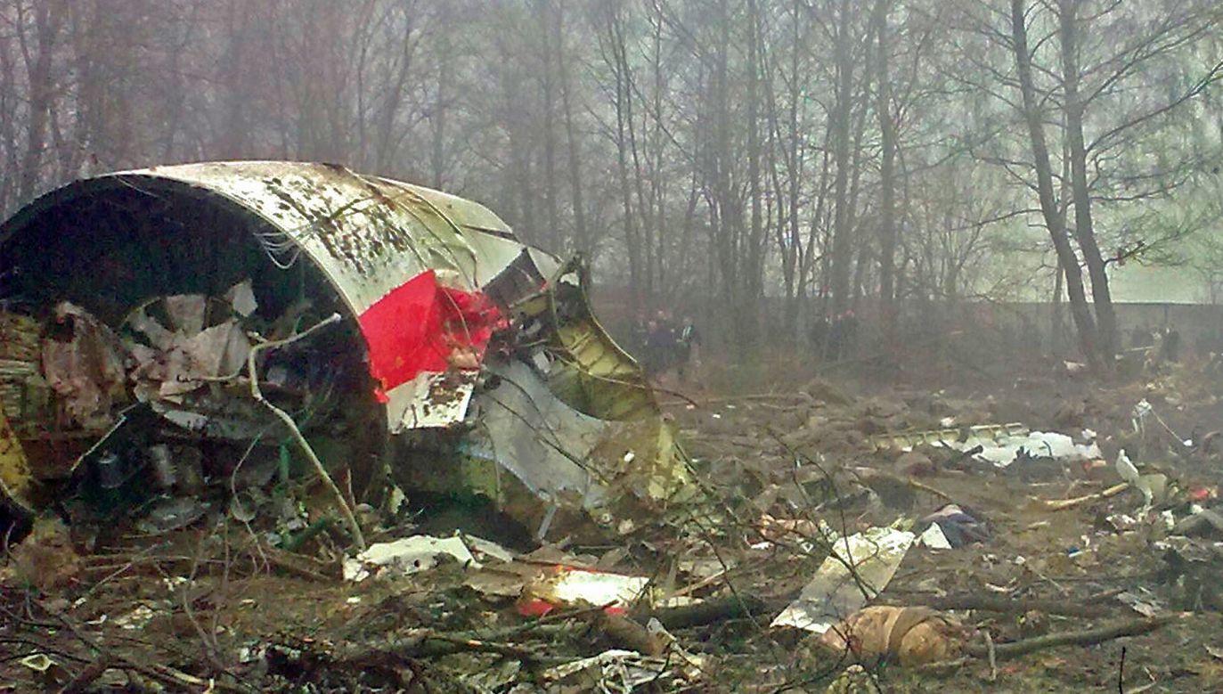Do katastrofy doszło 10 kwietnia 2010 roku (fot. Wikipedia)